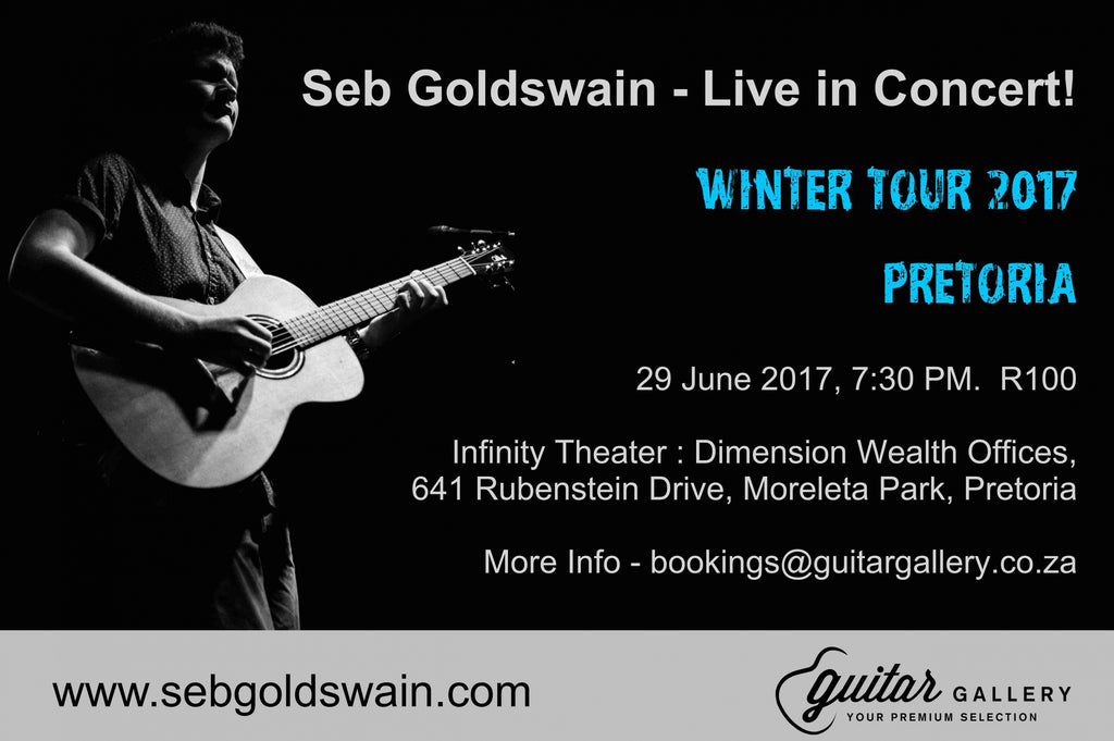 Seb Goldswain - Winter Tour 2017