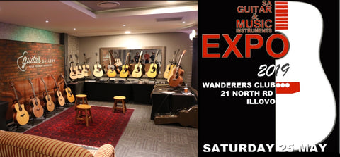 SA Guitar and Music Expo 2019