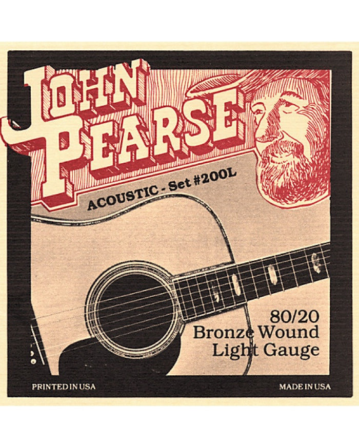 John Pearse 200L 80/20 (Light)
