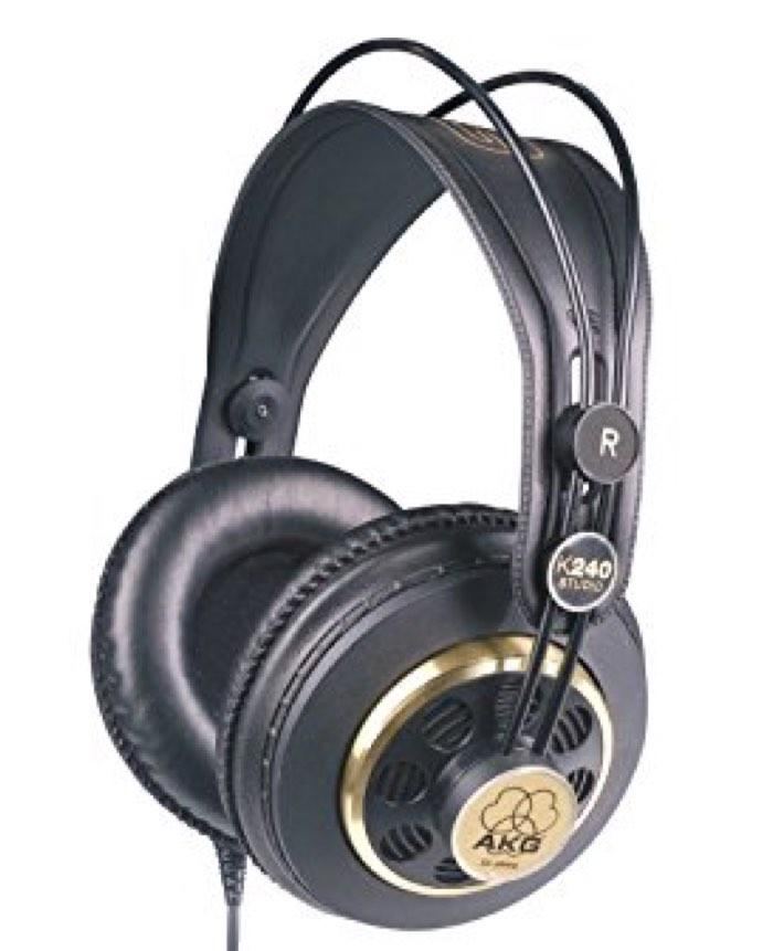 AKG P240 Professional Studio Headphones