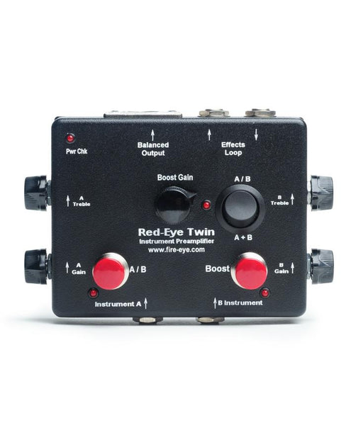 Fire Eye - Red Eye Twin Preamp