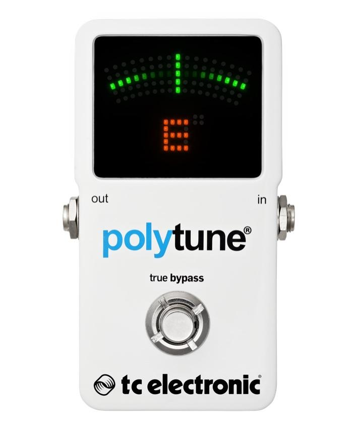 TC Electronic PolyTune 2 Tuner