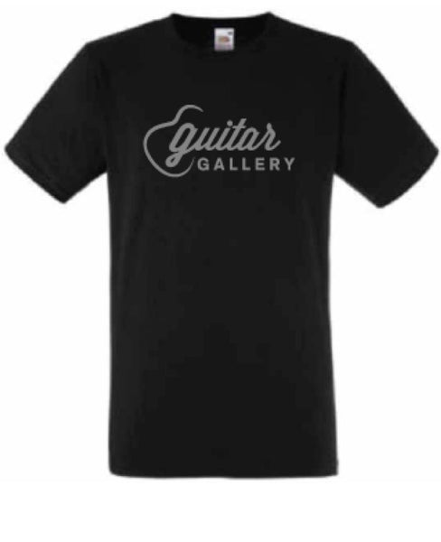 T-Shirt Guitar Gallery (Black)
