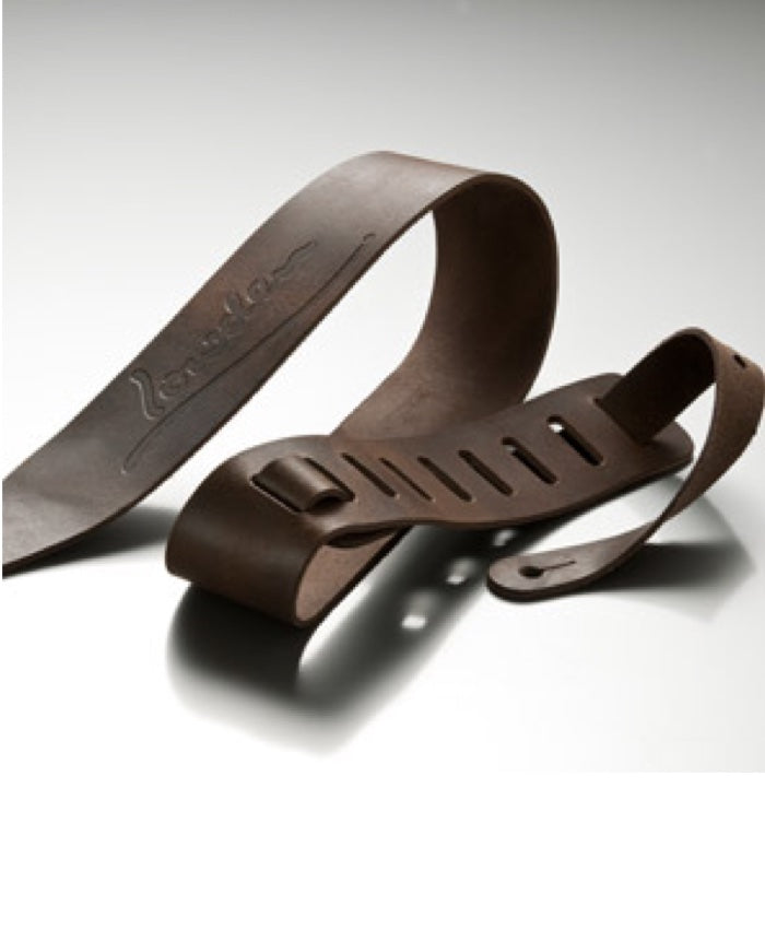 Lowden Leather Strap (Brown)