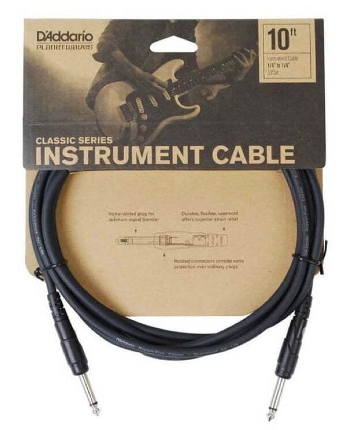 CLASSIC SERIES INSTRUMENT CABLE - 10ft.
