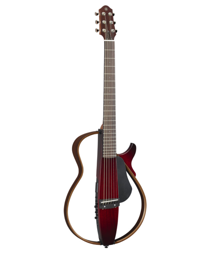 Yamaha Silent Guitar SLG200S (Crimson Red Burst)