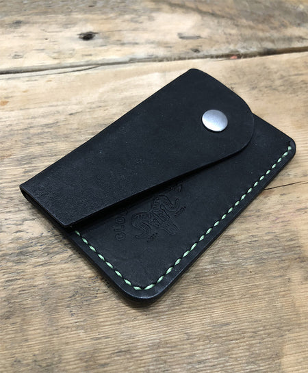 CLOBBER-CALM MEADOWLARK CARD WALLET – BLACK