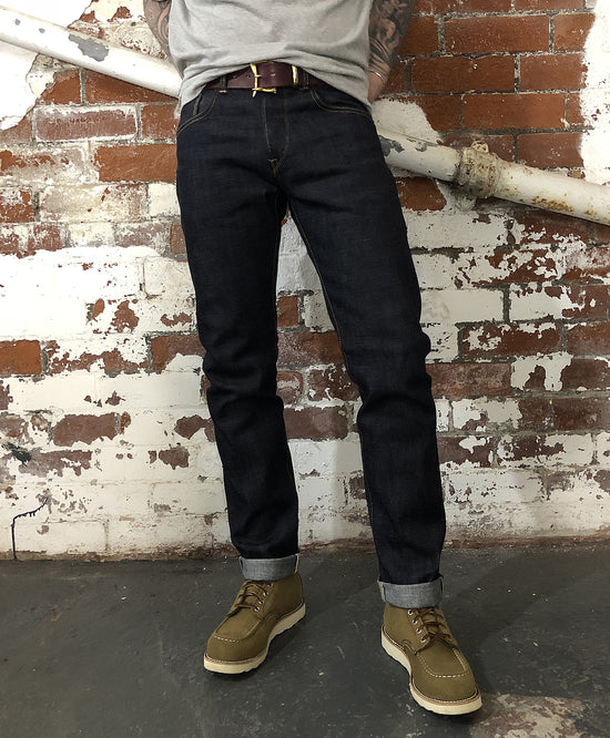 EDWIN CLASSIC TAPERED FIT - JAPANESE RAINBOW SELVEDGE