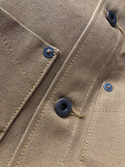 RAILCAR FINE GOODS CHORE COAT - DUCK CANVAS