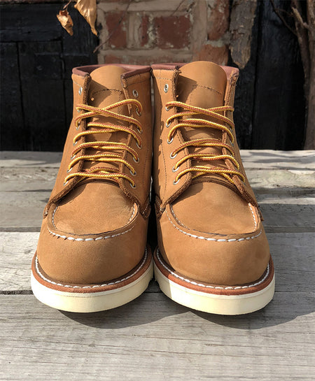 "RED WING LADIES 3372 6"" MOC TOES – HONEY CHINOOK"