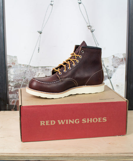 RED WING CLASSIC MOC - STYLE NO. 8138