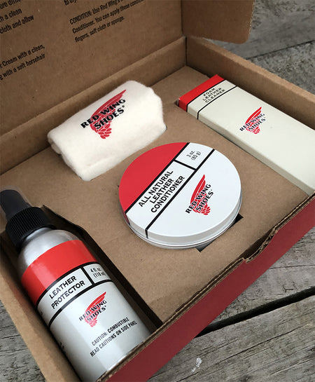 Red Wing Care Kit