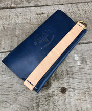 CLOBBER-CALM THE FELLOWS BIKER WALLET – NAVY