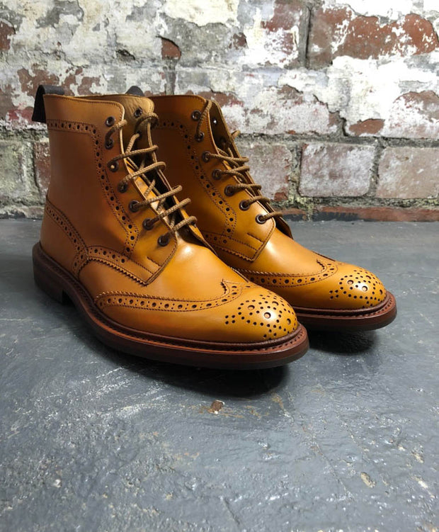 TRICKER'S STOW COUNTRY BROGUE BOOT