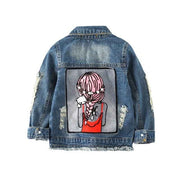Fatima Denim Jacket