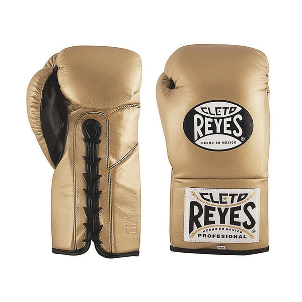 "Cleto Reyes Boxhandschuhe ""Traditional Contest"", Gold"