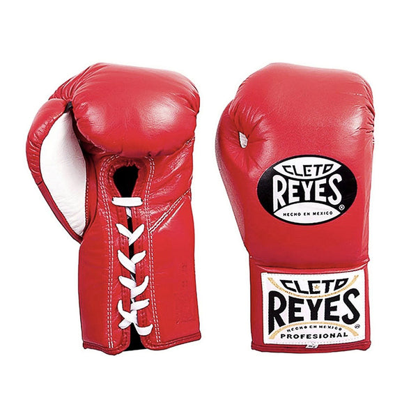 "Cleto Reyes Boxhandschuhe ""Traditional Contest"", Rot"