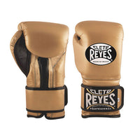 Cleto Reyes Boxhandschuhe Sparring Gold
