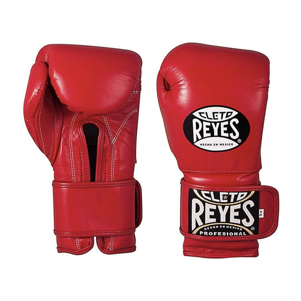 Cleto Reyes Boxhandschuhe Sparring Rot