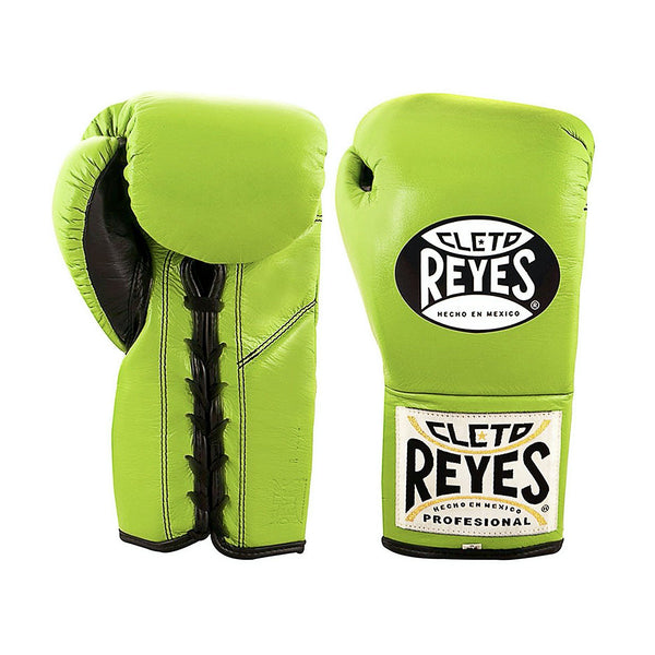 "Cleto Reyes Boxhandschuhe ""Traditional Contest"", Grün"