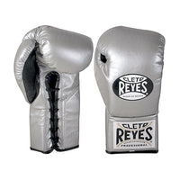 "Cleto Reyes Boxhandschuhe ""Traditional Contest"", Platin"
