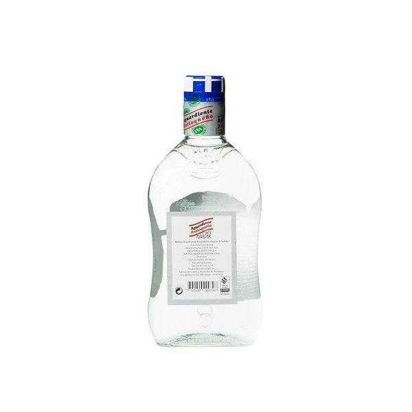 2 Bottles Antioqueño Aguardiente Sugar Free (700ml) - Chatica