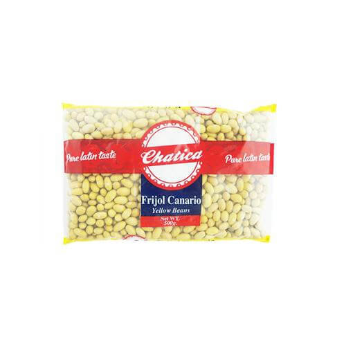 Chatica Frijol Canario (500g pack)