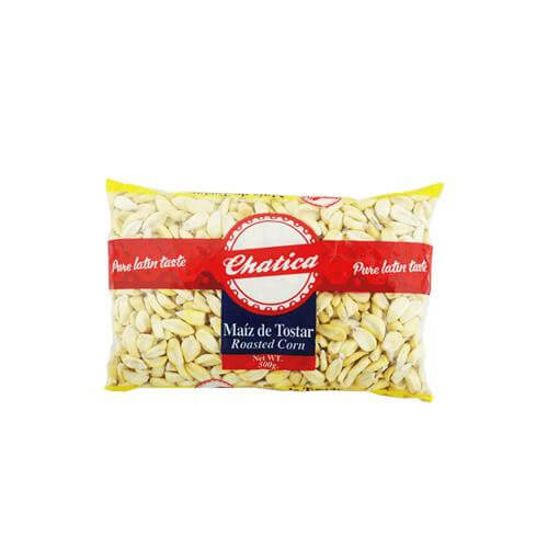 Chatica Maiz Tostar (500g pack) - Chatica
