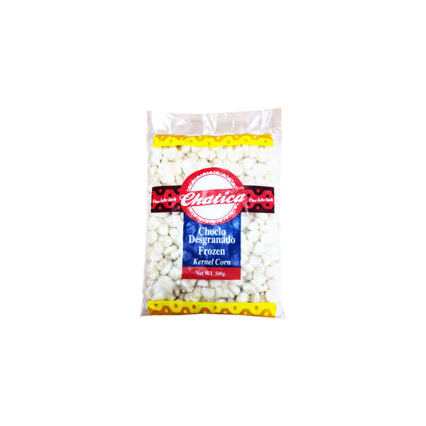 Chatica Choclo corn kernels (500g pack) - Chatica