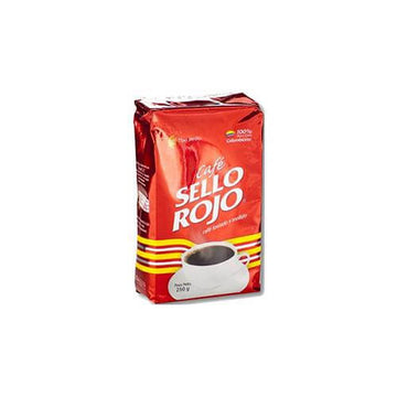 Sello Rojo Granulated Colombian Coffee (250g pack)