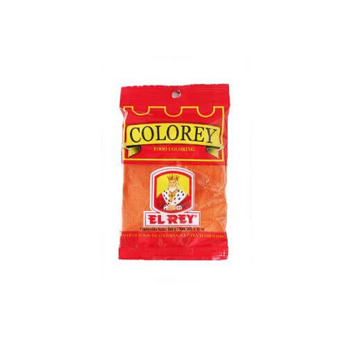 El Rey Colour Seasoning (60g pack) - Chatica