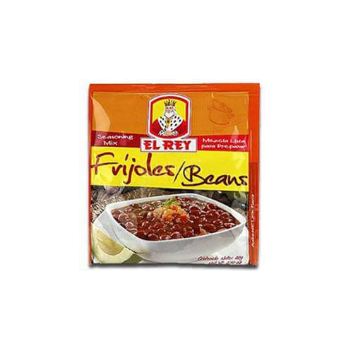 El Rey Frijoles Mix Seasoning (20g pack)