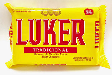 Luker Hot Chocolate 250g