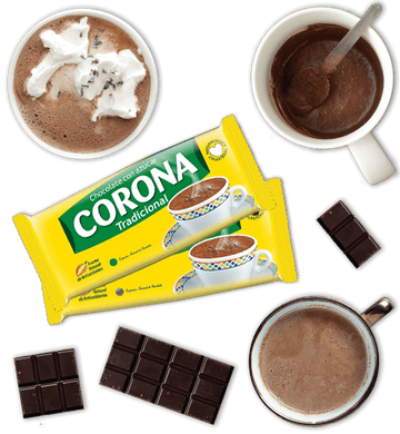 Corona Chocolate (250g Pack)