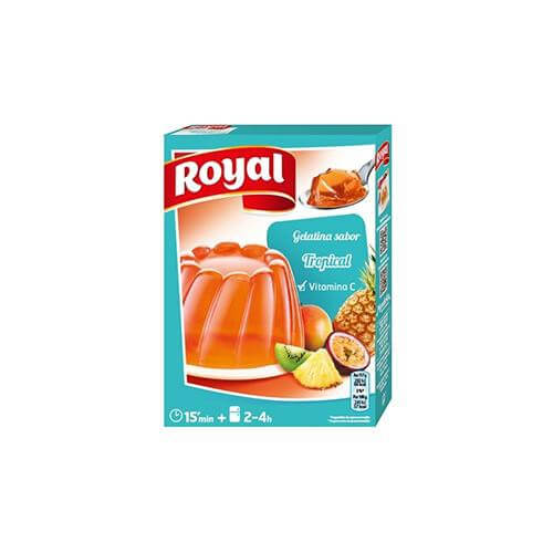 Royal Gelatina Frutos Tropicales (170g pack) - Chatica