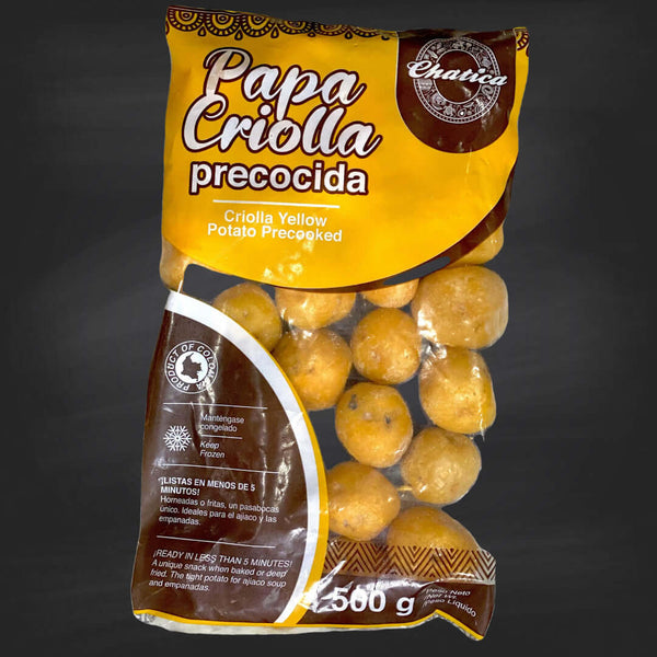 """NEW"" Chatica Papa Criolla precooked - Chatica"