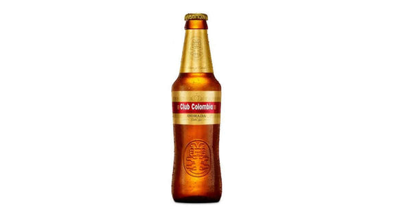Club Colombia beer 24 Bottles, a case STORE PICK UP ONLY! NOT AVAILABLE FOR DELIVERY, WHILE STOCK LASTS - Chatica