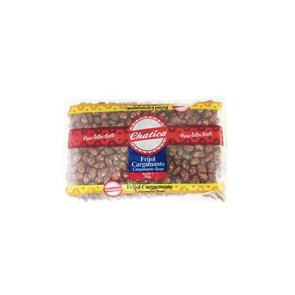 Chatica Frijol Cargamanto Beans (500g pack)