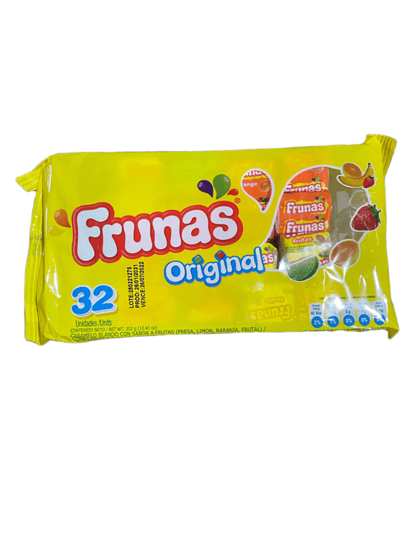 frunas candy sweets