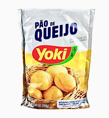 Yoki pão de queijo, cheese bread mix 250g