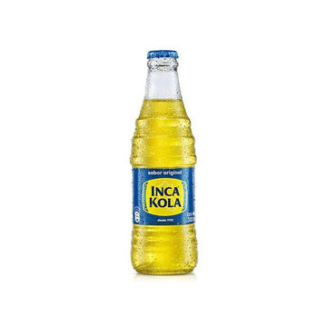 Inca Kola Gold 4 bottles  (300 ml)