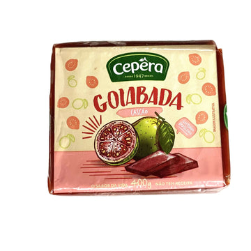 Guava Paste bar from Brazil 400g