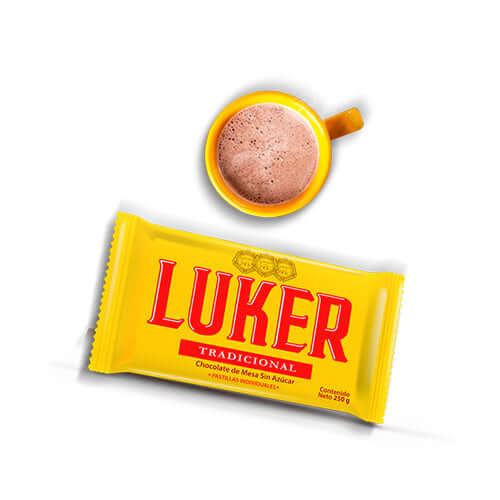 Luker Hot Chocolate 250g - Chatica