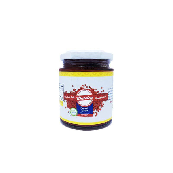 Achiote Paste x 227g - Chatica