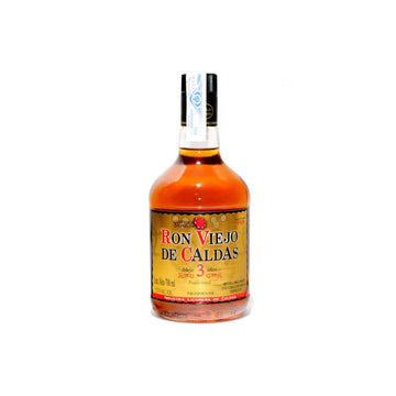 Rum Viejo de Caldas - 3 years (700ml bottle)