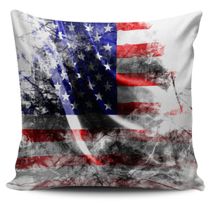 USA Flag Image Pillow Case | beddingkings