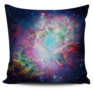 Galaxy Design Colourful Image Pillow Case | beddingkings