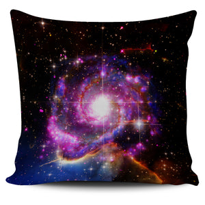Galaxy Design Pillow Case | beddingkings
