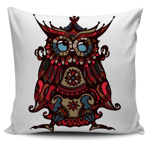 Colourful Owl Pillow Case | beddingkings