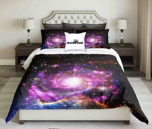 Remarkable Galaxy Design Bedding Set | beddingkings